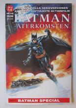 Batman Special 1992 01 Återkomsten