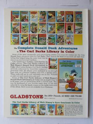 Carl Barks Library Donald Duck Adventures 24