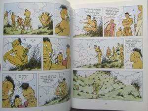Indiansommar Pratt, Hugo & Milo Manara