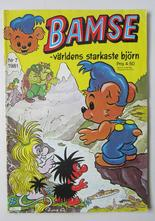 Bamse 1981 07