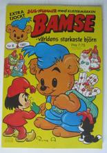 Bamse 1981 08 Vg+