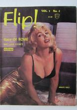 Flip Vol 1 No 2 Pinup USA