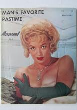 Man's Favorite Pastime Annual No 1 Pinup USA