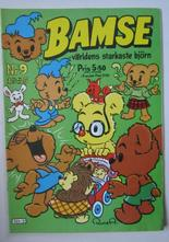 Bamse 1985 09