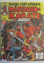 Mästaren på karate 1974 03 Vg