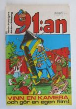 91:an 1971 16 Vg+