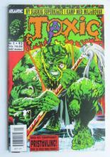 Toxic Crusaders 1992 01 Fn