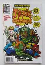 Toxic Crusaders 1992 05 med poster