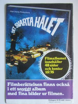Det svarta hålet 1981 02