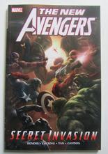 New Avengers Vol 09 Secret Invasion Book 2