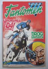 Fantomen 1981 20 med brevmärken