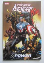 New Avengers Vol 10 Power