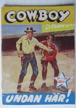 Cowboy 1959 41 Vg
