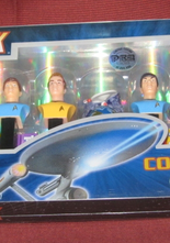 Star Trek Pez 8 st i box