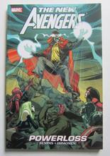 New Avengers Vol 12 Powerloss