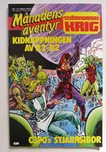 x Månadens Äventyr 1986 01 -Stjärnornas Krig