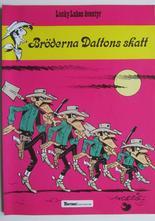 Lucky Luke 41 Bröderna Daltons skatt