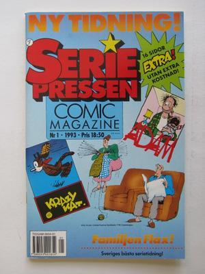 Seriepressen 1993 01