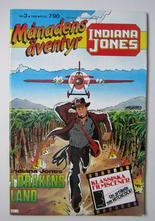 x Månadens Äventyr 1985 03 Indiana Jones