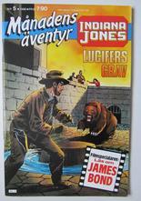 x Månadens Äventyr 1985 05 Indiana Jones