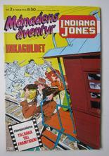 x Månadens Äventyr 1986 02 Indiana Jones
