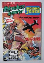 x Månadens Äventyr 1986 04 Indiana Jones