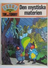 Tim och Tommy Trumfserien 5 Den mystiska materien