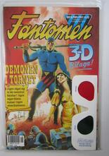 Fantomen 1989 16 med 3D-glasögon