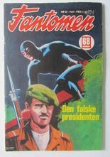 Fantomen 1969 08 Vg