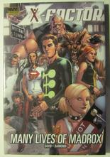 X-Factor Many Lives of Madrox Hardcover