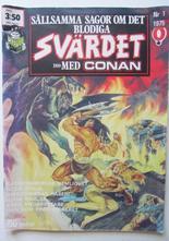 Svärdet med Conan 1975 01 Vg(+)