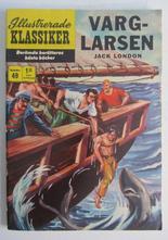 Illustrerade Klassiker 049 Varg-Larsen 2:a uppl. Fn-