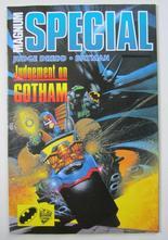 Magnum  Special 1993 01 Judge Dredd Batman - Simon Bisley