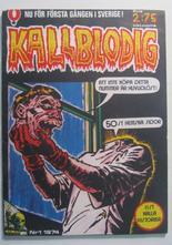Kallblodig 1974 01 VF-