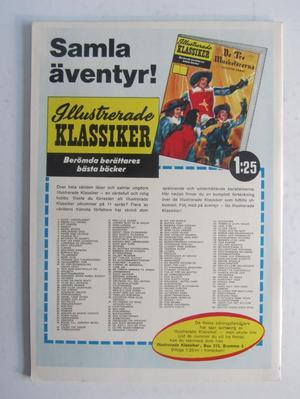 Illustrerade Klassiker 046 Tidsmaskinen 2:a uppl. Fn