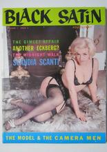 Black Satin Vol 1 No 3 Pinup USA