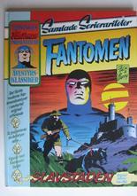 Samlade Serierariteter Fantomen 1961
