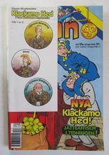 91:an 1992 17 med poster