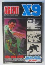 Agent X9 1972 07 Vg+