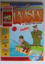 Samlade Serierariteter Knasen 1957-58