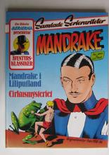 Samlade Serierariteter Mandrake 1935-36
