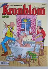 Kronblom Julalbum 2015
