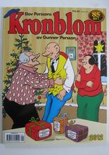 Kronblom Julalbum 2012