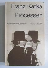 Kafka, Franz Processen