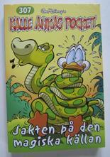 Kalle Ankas pocket 307 Jakten på den magiska källan