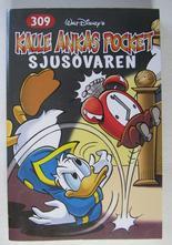Kalle Ankas pocket 309 Sjusovaren