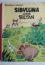Sibyllinas Äventyr 06 Sibyllina och betan