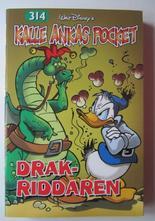 Kalle Ankas pocket 314 Drakriddaren