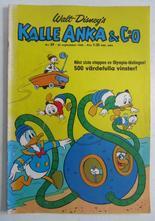 Kalle Anka 1968 39 Vg