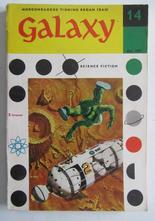 Galaxy 14 1959 Novellsamling science fiction